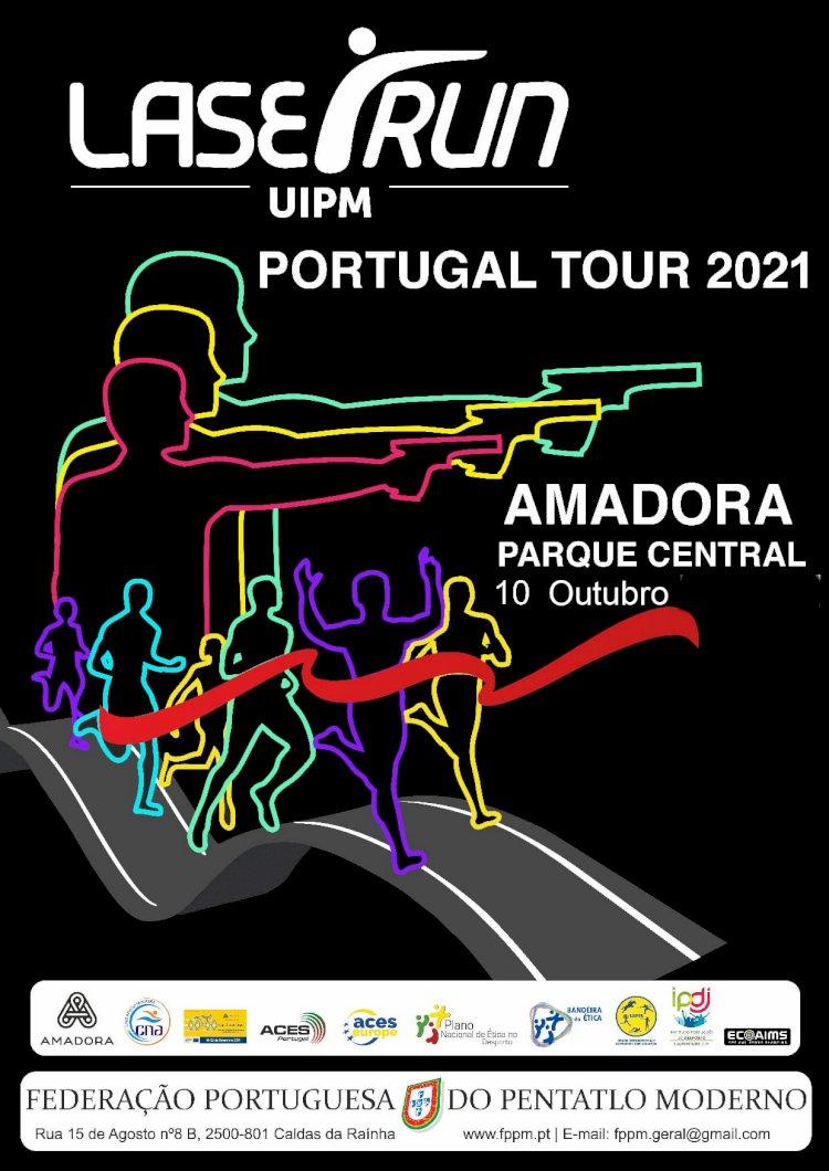 Laser Run Amadora