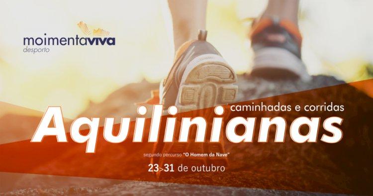 2º Percurso das Caminhadas/Corridas Aquilinianas