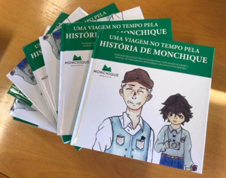 """Monchique Apresenta """"Uma viagem no tempo pela História de Monchique"""""""