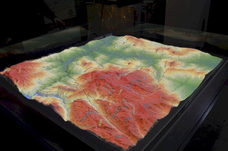 Centro de Informação da Geodiversidade no Santuário da Peneda