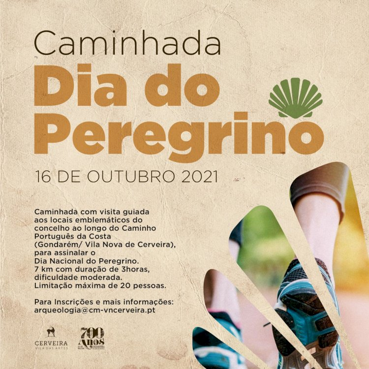 Vila Nova de Cerveira celebra  Dia Nacional do Peregrino