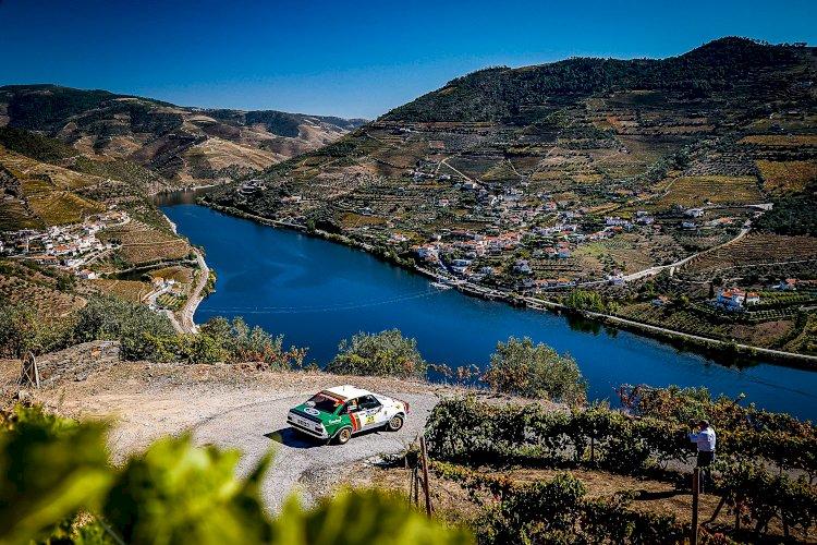 Rally de Portugal Histórico reforça prestigio