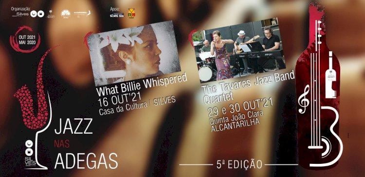 5º Temporada de Jazz nas Adegas terá Início a 16 de Outubro