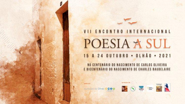 VII Poesia a Sul volta a trazer cultura aos quatro cantos de Olhão