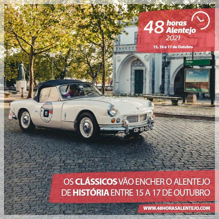 Portugal Classic Organiza  a 26ª Edição das 48 Horas Alentejo