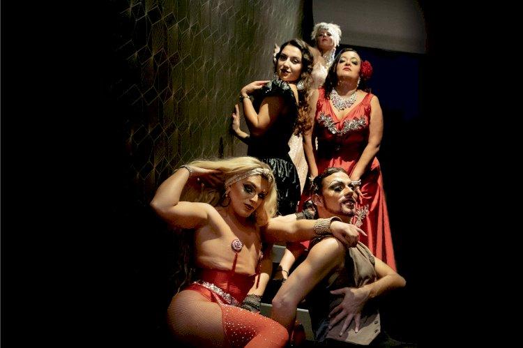 Voix de Ville traz o ambiente de cabaret  e burlesco ao Auditório Municipal de Olhão